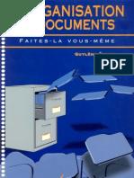 L'organisation de vos documents
