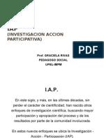 Investigacion Accion Participacion Para Guardar