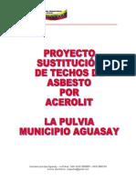 SUATITUCIÓN DE TECHOS