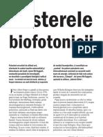 Misterele Biofotonicii - Nexus