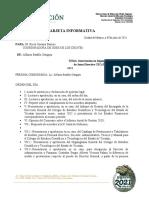 TARJETA INFORMATIVA CECyTE Yucatán 2da. Ord. 2021