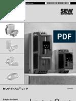 Instrução de operação LTP