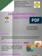 Expo obstetricia anestesia jose