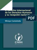 El Derecho Internacional de Los DErechos Humanos y Su Recepción (1)