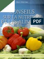 Conseils Sur La Nutrition Et Les Aliments