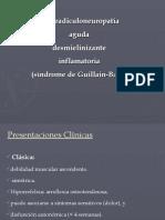 24. Síndrome de Guillian-Barré, miopatías y miastenia gravis-2008