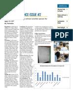 Issue #2 F Block