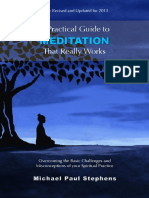 A Practical Guide to Meditation that Really Works