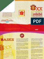 edebe premio_XX_bases_2011