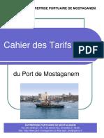 Mostaganem_Port_Tarif_2008_11_01