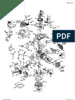 CRAFTSMAN-MODEL-143.976500-PARTS-LIST