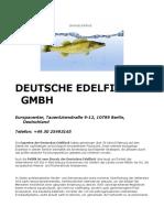 Deutsche Edelfisch GmbH