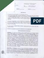 Sentencia abusos sexuales Paco Padrón