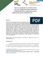 artigo_A IMPORTÂNCIA DA LUDICIDADE NA CONSTRUÇÃO DO CONHECIMENTO