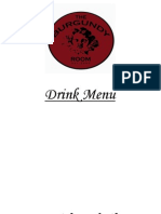 Burgundy  drink