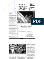 Mission Highlights STS-86