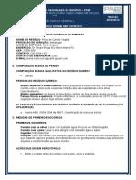 FDSR - Finos de Carvao Vegetal