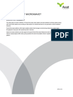 What is Packet Microwave White Paper?