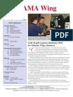 Alabama Wing - Annual Report (2010)