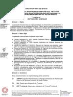 DIRECTIVA N° 0004-2021-EF53.01 Directiva AIRHSP
