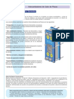 intercambiadores de calor de placas transferencia