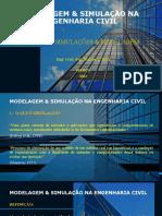 Aula 1_modelagem & Simulação Na Engenharia Civil