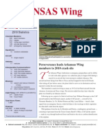 Arkansas Wing - Annual Report (2010)