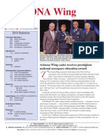 Arizona Wing - Annual Report (2010)