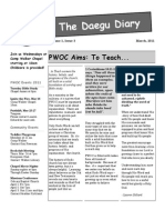 PWOC Area 4 Newsletter Mar 2011