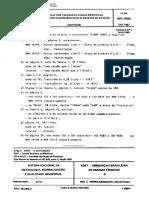 NBR 10062 - Porcas Com Valores de Cargas Específicos