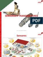 2.1 Clasificación de los sensores y transductores.
