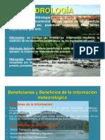 Clase de Mediciones Hidrológicas e Hidráulicas