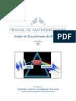 Yepndo Wilson Travail Loi de Fourier