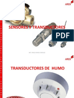 2.3 Transductores de humo y proximidad