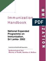 Immunization Handbook