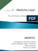 Parte 6 - Medicina Legal - Material17944