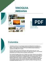 ORINOQUIA COLOMBIANA Presentación final original