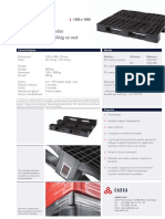 CPP 873 Palette Plastique1