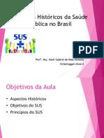 Aspectos Historicos Da Saude Publica No Brasil