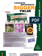 Expert Growers Level - Advanced Nutrients