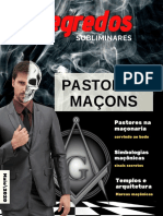 PASTORES MAÇONS