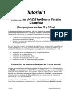 Tutorial - Instalación del IDE Netbeans Versión CISCO