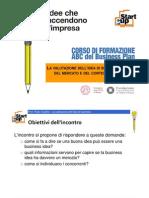 StartCup20110411_PGubitta_AnalisiMercato