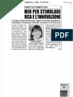 Cronaca Del Veneto 08.04.11