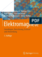 Elektromagnete_ Grundlagen, Berechnung, Entwurf Und Anwendung (2018)