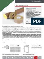 09-07-Nastri Rotoli Lubriglas Tessuto Fibra Verto Ptfe Adesivo