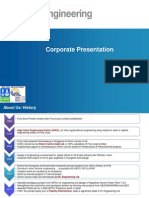 PL Engineering Corporate Presentation
