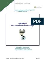 Dynamique du contrôle de gestion groupe -07-laraichi