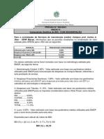 Anexo G - Composicao Analitica do BDI - COM desoneração