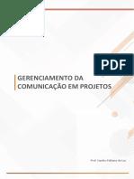 Gestão Comunicação Projetos - Aula 5